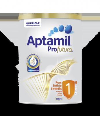 Aptamil Profutura: Aptamil Profutura 1 (from birth to 6 months)