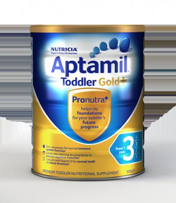 Aptmail: Aptamil Gold+ 3 Toddler Milk