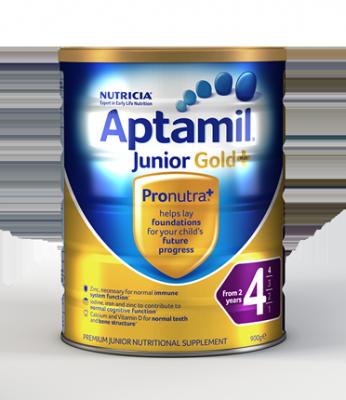 Aptamil: Aptamil Gold+ 4 Toddler Milk – From 2 Years